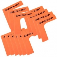 Kampai teniso kortui DUNLOP (1 vnt.)