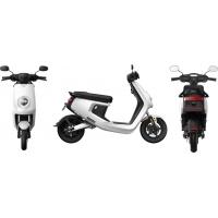 NIU M + Sport elektrinis motoroleris, BALTAS