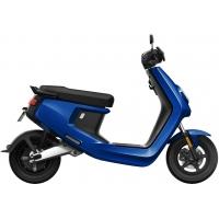 NIU M + Sport elektrinis motoroleris, MELYNAS
