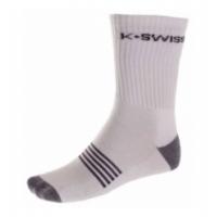 Ilgos kojinės sportui vyr. K-SWISS CREW 43-46 dydis