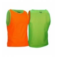 Treniruočių liemenė AVENTO Junior 75OH green/orange