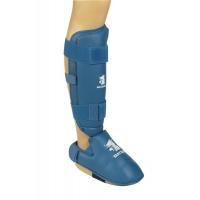 Karate apsauga blauzdai ir pėdai MATSURU WKF patvirtinta L dydis
