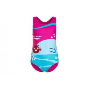 Maudymosi kostiumėlis mergaitėms BECO UV SEALIFE 92 cm